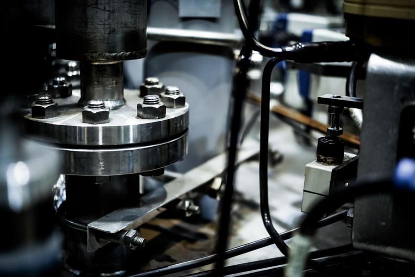 株式会社 はなさかテック|HanasakaTec Inc. 保全メンテナンス部門 機械消耗品交換
